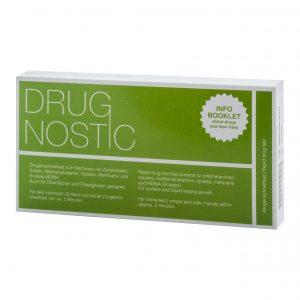 DRUGNOSTIC - Drogenschnelltest