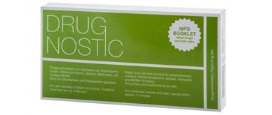 Wirkungsdauer der einzelnen Drogen