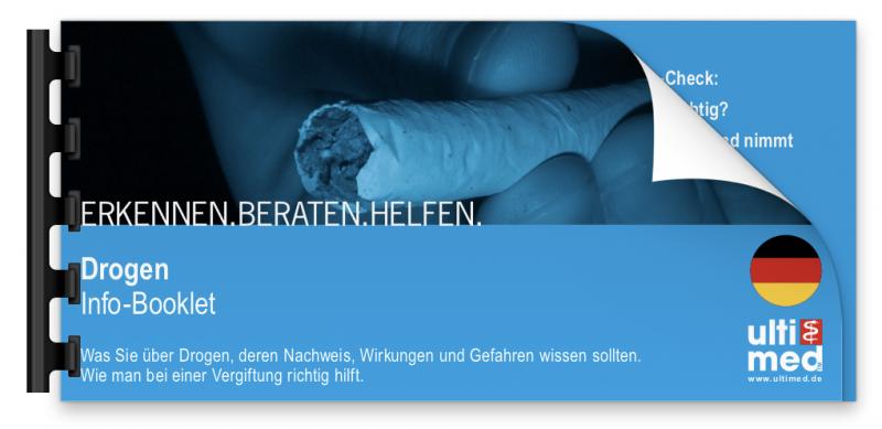 ulti med Drogen Info-Booklet